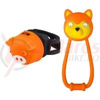 Set lumini Kellys Animal, orange