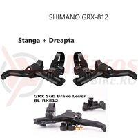 Set Manete Frana SHIMANO GRX-812 SM-BH90-JK-SSR(Stanga/Dreapta)