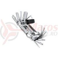 Set mini Scule Topeak Mini 20 Pro, TT2536S - Argintiu