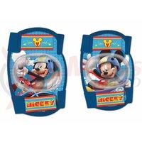 Set protectie Seven-Mickey albastru