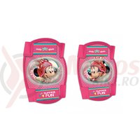 Set protectie Seven-Minnie roz