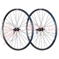Set roti Shimano WH-RX010 fata/spate disc centerlock 622x17C negre