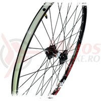 Set Roti WTB Speed TCS 26 XC, Tubeless, Disc, 32H, Negre
