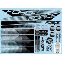 Set sticker Force Line pentru cadru bicicleta 37x27cm