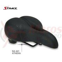 Sezut Strace Athena arc-elastomer, 245x180mm, negru