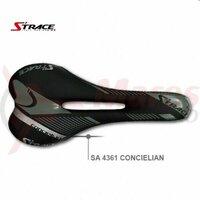 Sezut Strace Concielian, 275x135mm, negru/gri