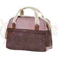 Geanta Basil Boheme Carry All fig red w. zip  18l