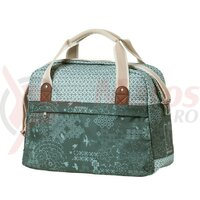 Geanta Basil Boheme Carry All forest green w. zip  18l