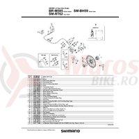 Siguranta Shimano BR-M585
