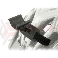 Sistem de montare pentru casca Sigma Powerled Black