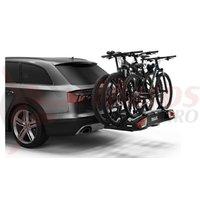 Sistem transport biciclete Thule VeloSpace XT pe carlig 3 biciclete 7 pini
