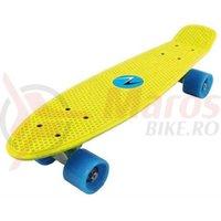 Skateboard Nextreme Freedom Galben
