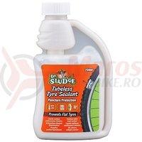 Solutie autovulcanizanta Dr. Sludge Tubeless 250 ml Weldtite