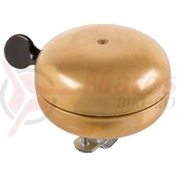 "Sonerie alama ""M-Wave Brass Thunder"" 80 mm gold"