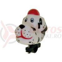 Sonerie cauciuc pentru copii, dalmatian