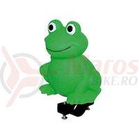 Sonerie cauciuc pentru copii, frog