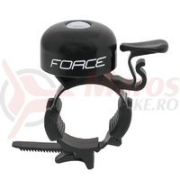 Sonerie Force Bell Fe 22.2-31.8 mm plastic neagra
