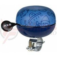 Sonerie Kellys Bell 60 Doodles, albastru