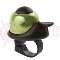 Sonerie M-Wave alu Mini-bell verde/negru 36mm