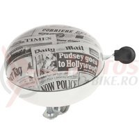 Sonerie metal M-Wave 80mm newspaper