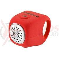 Sonerie mini E-Bell ROCKBROS electrica Ultra-light 75 DB rainproof Red