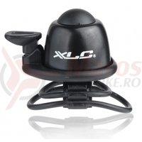 Sonerie mini XLC DD-M07,22,2-31,8 mm, black