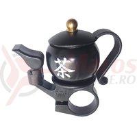 Sonerie Nuvo ceainic neagra