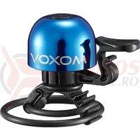 Sonerie Voxom KL15, 22,2-31,8mm, albastru