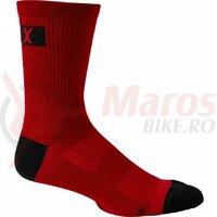 Sosete 6'' Flexair Merino Sock [Chili]