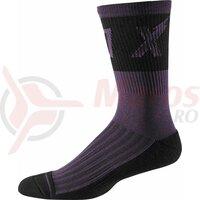 Sosete 8' Trail Cushion Sock Wurd [Drk Pur]