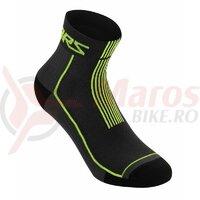 Sosete Alpinestars Summer Socks 9 Acid Yellow