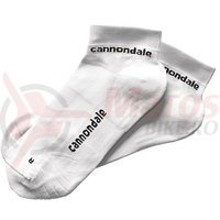 Sosete Cannondale Low Socks albe
