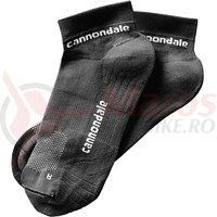 Sosete Cannondale Low Socks negre