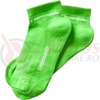Sosete Cannondale Low Socks verzi