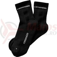 Sosete Cannondale Mid Socks negre