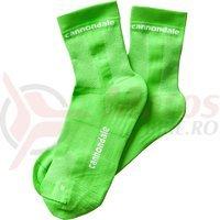Sosete Cannondale Mid Socks verzi