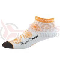 Sosete Elite low femei Pearl Izumi essentials ride/run sunflowers