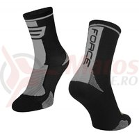 Sosete Force Long negru/gri