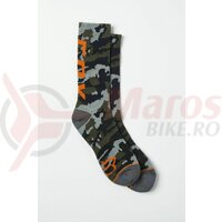 Sosete Fox Camo Cushioned Crew Sock [Cam]