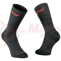 Sosete Northwave Extreme Pro, Black/Red