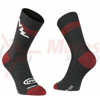 Sosete Northwave Extreme Winter High Black/Red