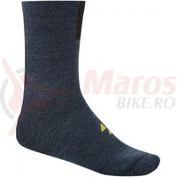 Sosete Nukeproof Blackline Merino Socks Blue