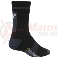 Sosete Nukeproof Blackline socks Black/Grey