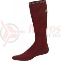 Sosete Nukeproof Tech Socks Aw19 Maroon