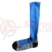 Sosete  Spring 900 Compression Endurance ++ albastre
