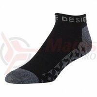 Sosete Troy Lee Designs Starburst Ankle Black