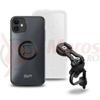 SP Connect suport telefon Bike Bundle II iPhone 11 Pro/XS/X