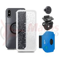 SP Connect suport telefon Multi Activity Bundle iPhone X