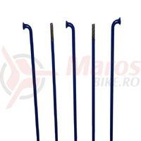 Spita cnSpoke inox 2x250 mm albastru 100 buc