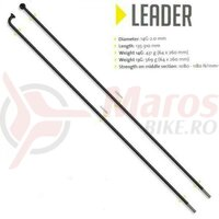 Spita Sapim Leader,neagra 2.0x190mm